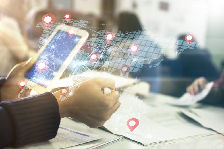 Modes de suivi GPS