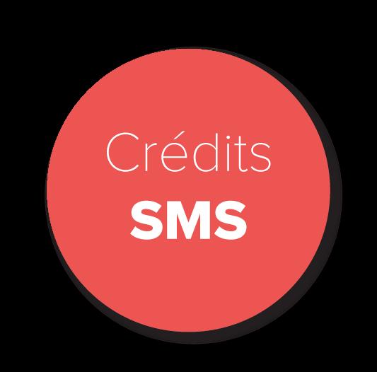 Crédits SMS