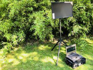 Kit pour drone et WiFi Solar Case