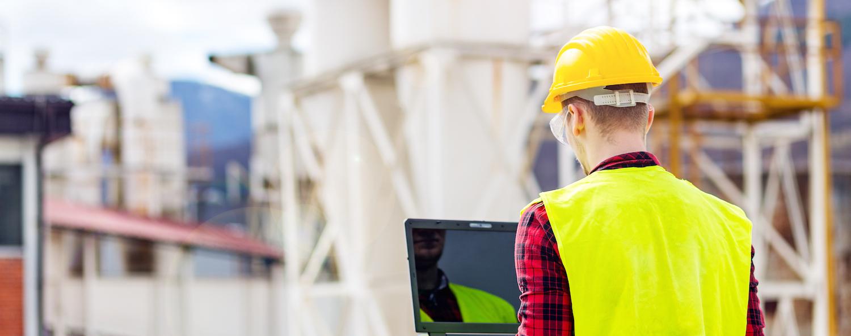 WiFi Solar Case sur chantier